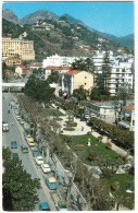 Menton: CITROËN 2CV, DS & AMI 6, PEUGEOT 404, RENAULT DAUPHINE & GOELETTE - Les Jardins Bioves - France - Passenger Cars