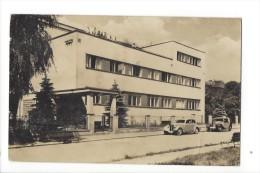 12104 - Chocen Sanatorium Voitures - Tchéquie