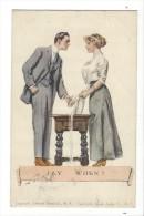 12106 - Couple Say When - Koppels