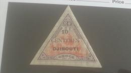 LOT 250366 TIMBRE DE COLONIE COTE DE SOMALIS NEUF* N�32 VALEUR 90 EUROS