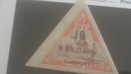 LOT 250367 TIMBRE DE COLONIE COTE DE SOMALIS NEUF* N�33 VALEUR 47 EUROS