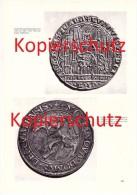 Großer Zeitungsbericht - 1959 - Geschichte Des Geldes , Münzen , Herstellung , Graubünden , Silbermünzen , Gold , Geld ! - Antique