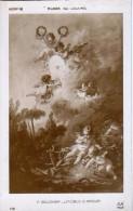 AK Kunst Engel AMOR  SALON DE PARIS A.N. PARIS Nr.119.  SIGNIERT : F.BOUCHER ANSICHTSKARTEN - Anges
