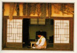 PAJU: LE COLOSSALI  STATUE  DI MIRUK        (NUOVA CON DESCRIZIONE DEL SITO SUL RETRO) - Corea Del Sud
