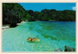 LE  FILIPPINE:  PALAWAN       (NUOVA CON DESCRIZIONE DEL SITO SUL RETRO) - Filippine