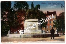 Aachen  1917 Feldpost  (z2285)