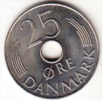 DINAMARCA 1988.MARGRETHE II. 25 ORE.NUEVA SIN CIRCULAR . VER FOTO   CN4229 - Dinamarca