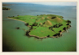 AUCKLAND   VEDUTA  DELLA  BAIA       (NUOVA CON DESCRIZIONE DEL SITO SUL RETRO) - Nuova Zelanda