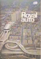 1964 Royal Auto ( Revue Automobile Club De Belgique ) - Coches