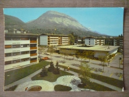 PAIMPONT (38). GROUPE DOYEN GOSSE.  ANNEE 1977 - La Tronche