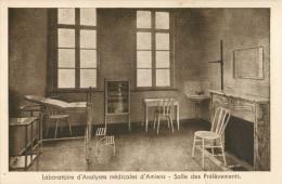 80 AMIENS - LABORATOIRE D ANALYSES MEDICALES D AMIENS - SALLE DE PRELEVEMENTS 20 RUE LAMARCK - Amiens