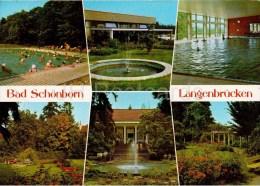 Bad Schönborn - Langenbrücken - Germany - 1979 Gelaufen - Bad Schoenborn