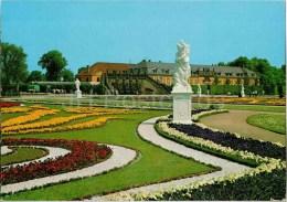 Hannover Schloß Herrenhausen Im Großen Garten - Germany - 1989 Gelaufen - Hannover