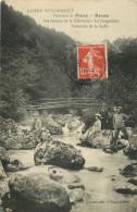 38 ENVIRONS DE VINAY - ROVON - LES GORGES DE LA DREVENNE - LE GORGONNET - PASSERELLE DE LA GAFFE ( ANIMEE ) - Vinay