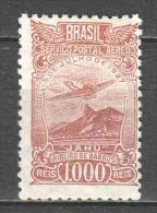 Brasil Brazil 1929 Mi 322 MH - Unused Stamps