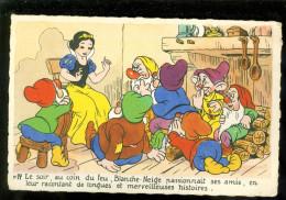 Disney ( Walt ) Blanche Neige Et Les Nains (nain) - Sneeuwwitje En De Dwergen ( Dwerg ) - Disney