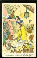 Disney ( Walt ) Blanche Neige Et Les Nains (nain) - Sneeuwwitje En De Dwergen ( Dwerg ) - Altri
