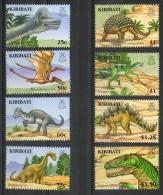 Kiribati 2006 - Dinosauri Dinoaurs MNH ** - Kiribati (1979-...)