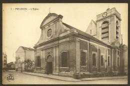 MEUDON L'Eglise (L'Abeille) Hauts De Seine (92) - Meudon