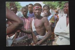 Chad - Tchad - Tatoo - drum
