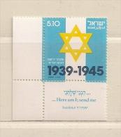 ISRAEL   ( D16 - 7849 )  1979  N° YVERT ET TELLIER  N°  731   N** - Neufs (avec Tabs)