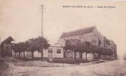 BOISSY-l'AILLERIE/95/Place De L'église/ Réf:C2792 - Boissy-l'Aillerie