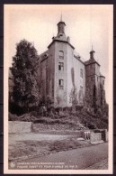 ECAUSSINNES - Château - Façade Ouest Et Tour D'Angle Du XIII E S. - Non Voyagé - Not Circulated - Nicht Gelaufen. - Ecaussinnes