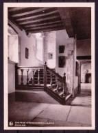 ECAUSSINNES - Château - Escalier Intérieur. - Non Voyagé - Not Circulated - Nicht Gelaufen. - Ecaussinnes