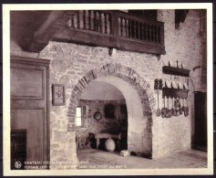 ECAUSSINNES - Château - Cuisine Et Laverie Dans Une Tour Du XIV E S. - Non Voyagé - Not Circulated - Nicht Gelaufen. - Ecaussinnes