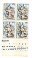 ITALIA 1982 Sqan Francesco  Quartina Nuova NEW TEMATICA Religione - 6. 1946-.. Repubblica
