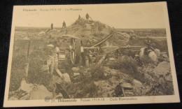 Diksmuide - Dixmude: Ruines 1914-18: Oude Bloemmolens // La Minoterie(1167-) - Guerra 1914-18