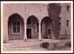 ECAUSSINNES - Château -  Portique Dans La Cour D'Honneur - Non Voyagé - Not Circulated - Nicht Gelaufen. - Ecaussinnes