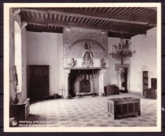 ECAUSSINNES - Château -  Salle D'Armes Du XV E S. - Non Voyagé - Not Circulated - Nicht Gelaufen. - Ecaussinnes