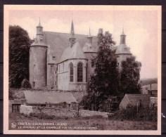 ECAUSSINNES - Château -  Le Château Et La Chapelle Vus Du Berceau (Nord). - Non Voyagé - Not Circulated - Nicht Gelaufen - Ecaussinnes
