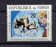 CONGO 1970, SPACE, KENNEDY - Space