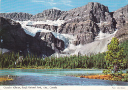Ph-CPSM Canada Banff National Park (Alberta) Crowfoot Glacier At Bow Lake - Banff