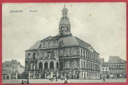Maastricht - Stadhuis - 1909 ( Verso Zien ) - Maastricht