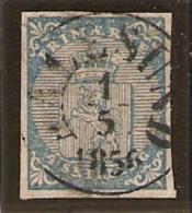 1855 Yvert  1 Obl - Norvège