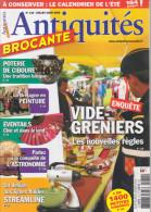 REVUE ANTIQUITES BROCANTE N° 132  POTERIE DE CIBOURE - Trödler & Sammler