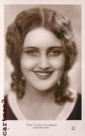 MISS TCHECO-SLOVAQUIE TCHEQUIE CONCOURS DE BEAUTE FEMME WOMAN MODE - Femmes Célèbres