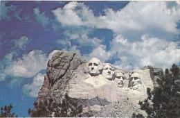 Ph-CPSM EtatsUnis Mount Rushmore (SD South Dakota) Black Hills, Petit Format - Mount Rushmore