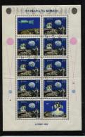 POLEN, POLAND, 1969, SPACE,  APOLLO - Space