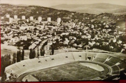 CLUJ,STADIUM GRIGORESCU-NOW CLUJ ARENA,REAL PHOTO,1971,POSTCARD,ROMANIA - Romania