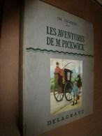 1965 Les AVENTURES De M. PICKWICK Par Ch. Dickens - Bücher, Zeitschriften, Comics