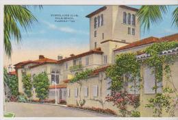 EVERGLADES CLUB PALM BEACH FLORIDA -161- - Palm Beach