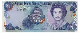 CAYMAN ISLANDS 1 DOLLAR 2006 Pick 33c Unc - Cayman Islands