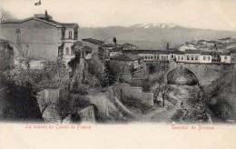 BROUSSE   La Maison Du Consul De France - Turchia