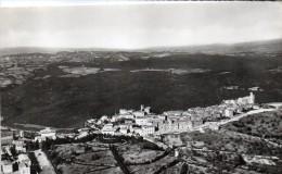 TOSCANA-GROSSETO-CAMPAGNATICO VEDUTA PANORAMA AEREA - Italia