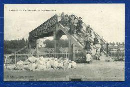 17   BARBEZIEUX - LA PASSERELLE.,  Correspondance Au Verso De  1929 , BON ETAT , CHARENTE - Autres Communes