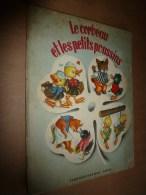 1952 Le CORBEAU Et Les PETITS POUSSINS Illustré Par Mariapia - Bücher, Zeitschriften, Comics